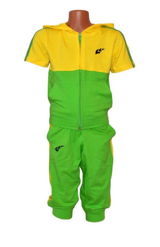 Спортивный костюм летний. Детский, подростковый.