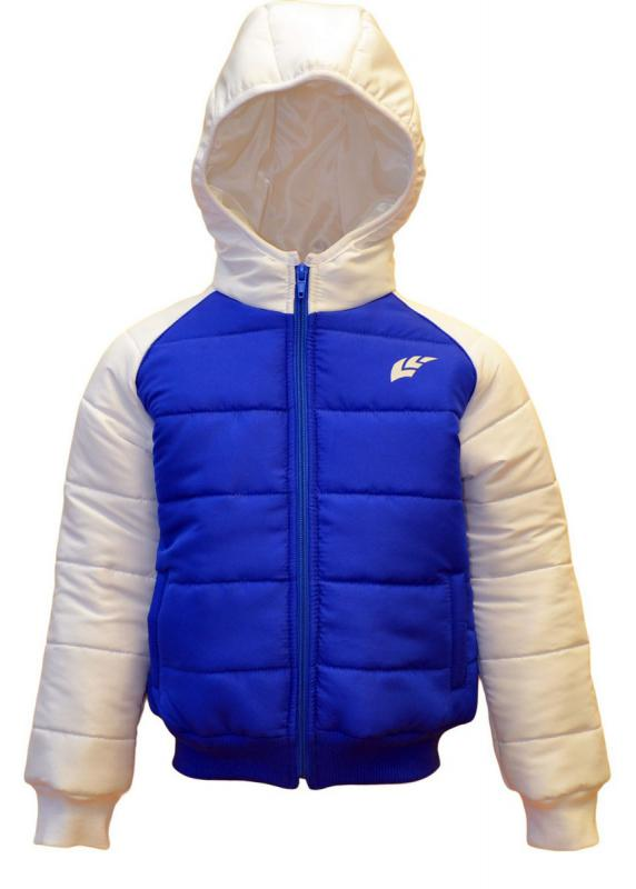 Куртка спортивная зимняя. Детская, подростковая.