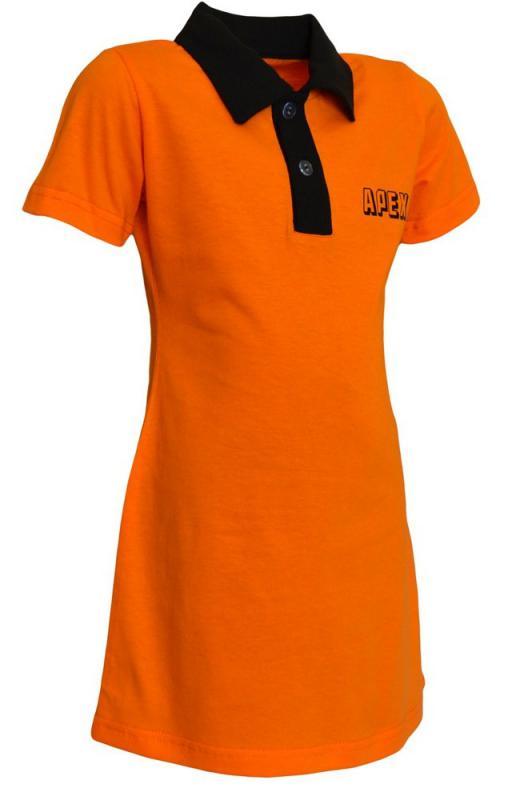 Платье-поло 260K