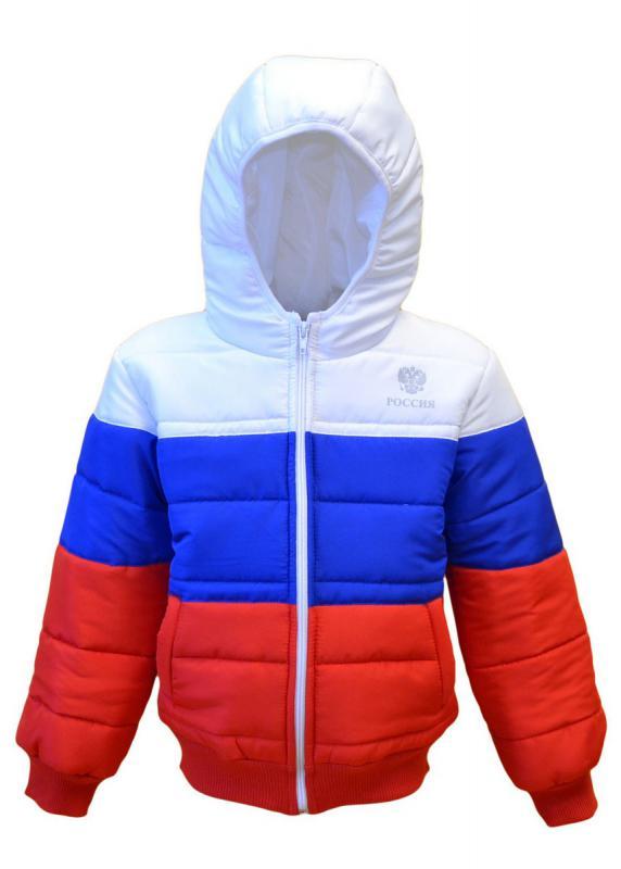 Куртка спортивная. Весна-осень. Детская, подростковая.
